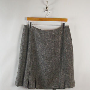 Apt. 9 Womens Pleated Career Skirt